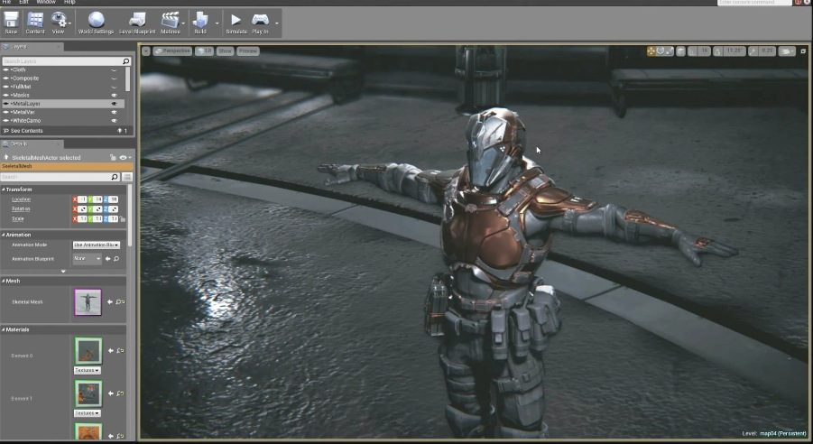Unreal Engine 4 18 1 Offline Installer Free Download – Raisy Clutch