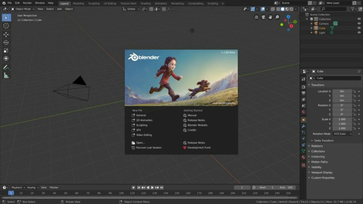 How to make blender 2 80 work on all PCs – Raisy Clutch